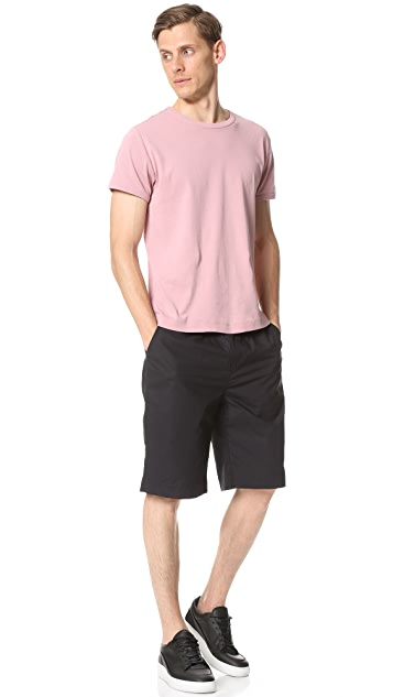 Our Legacy Relaxed Cotton Shorts