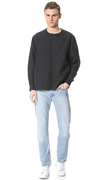 Our Legacy SP Linen Pullover