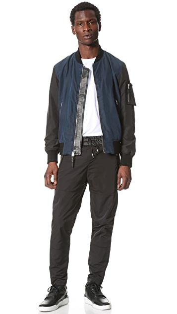Ovadia & Sons Two Tone Bomber