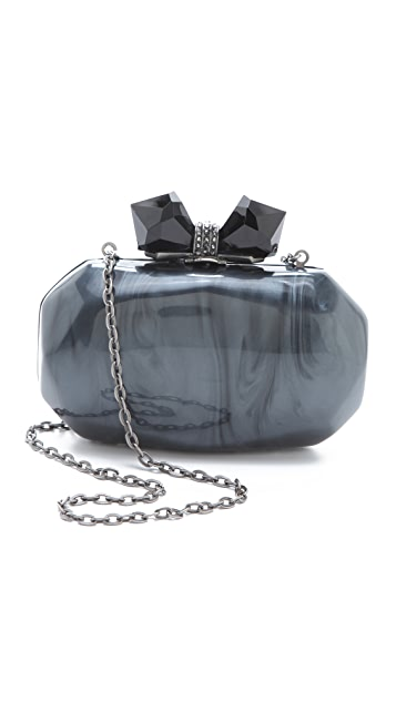 Overture Judith Leiber Haley Resin Clutch