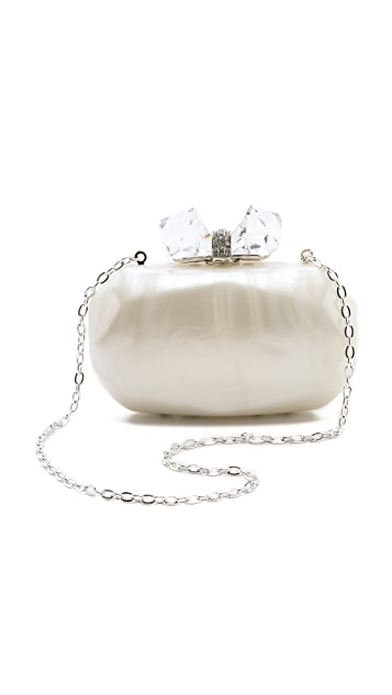 Overture Judith Leiber Hailey Resin Clutch