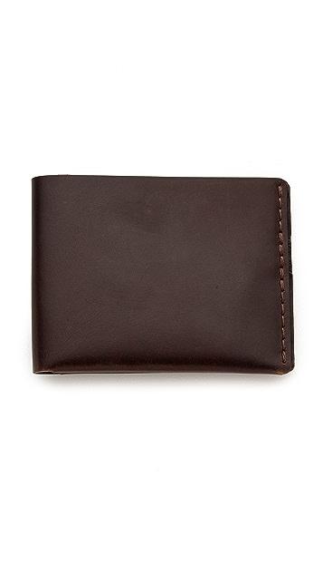 Boarding Pass Franklin Wallet