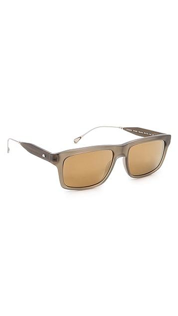 Oliver Peoples West Gaviota Polarized Sunglasses