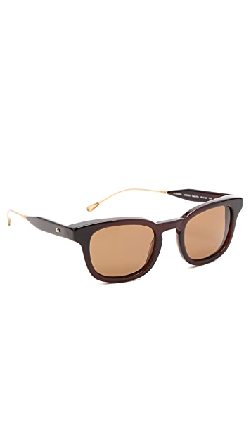 72af5be6fb Oliver Peoples West Cabrillo Polarized Sunglasses