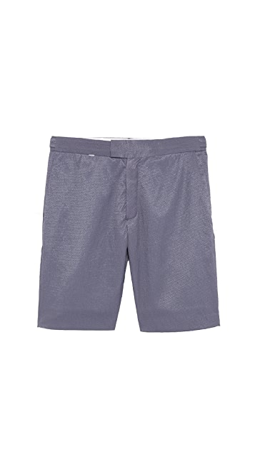 Patrik Ervell Beveled Formal Shorts