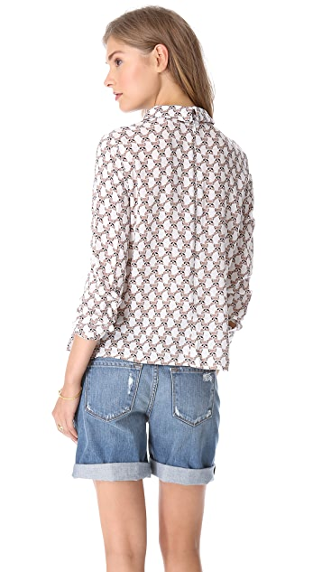 Paul & Joe Sister People Blouse