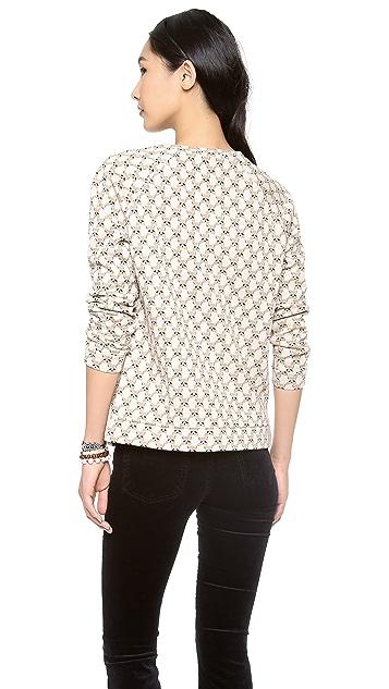 Paul & Joe Sister Long Sleeve Zoo Sweatshirt