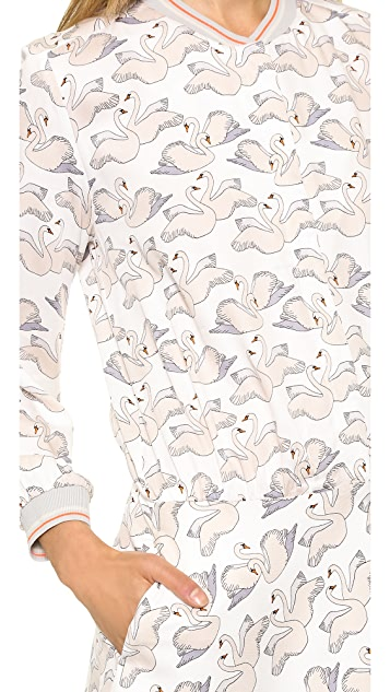 Paul & Joe Sister Swan Dress