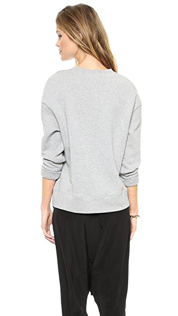Paul & Joe Sister Foxtrot Sweatshirt