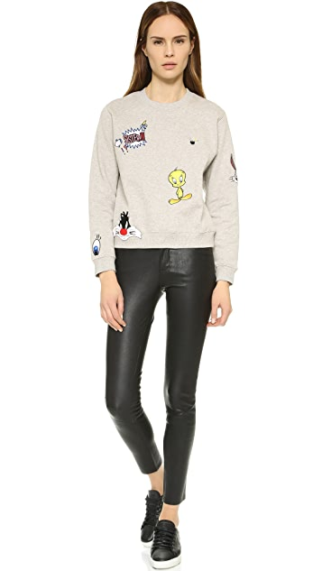 Paul & Joe Sister Looney Tunes So Funny Sweatshirt