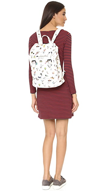 Paul & Joe Sister Fenzy Backpack