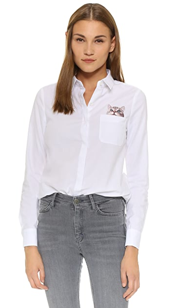 Paul & Joe Sister Chaperche Button Down Shirt