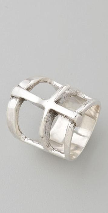 Pamela Love Cross Ring