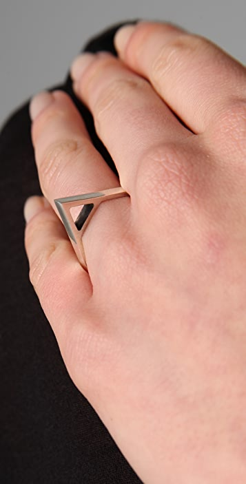 Pamela Love Triangle Ring
