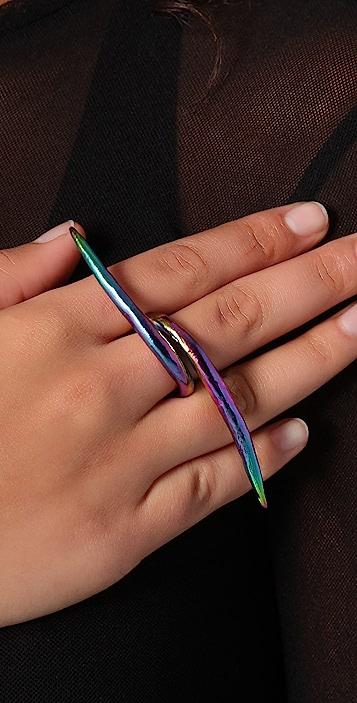 Pamela Love Porcupine Ring