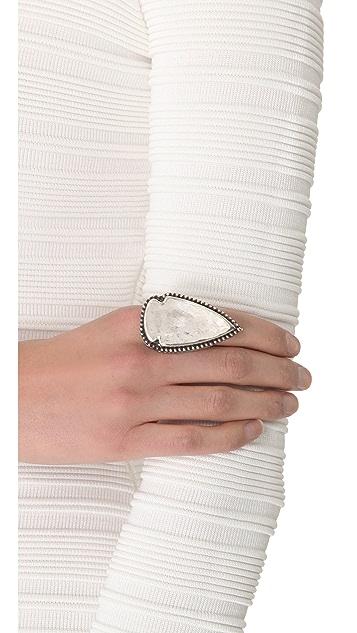 Pamela Love Arrowhead Ring