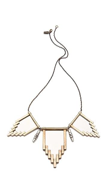 Pamela Love Triple Empire Necklace