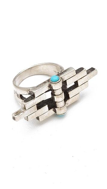 Pamela Love Empire Reflection Ring