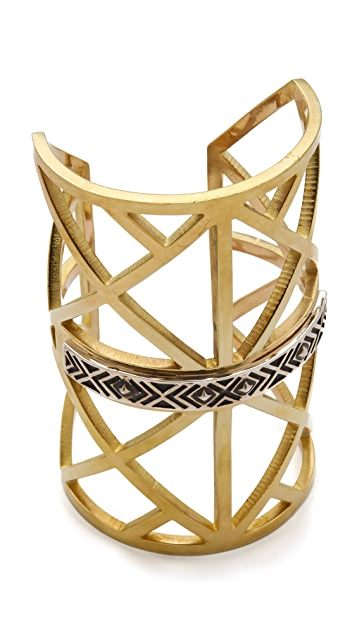 Pamela Love Wrought Iron Cuff