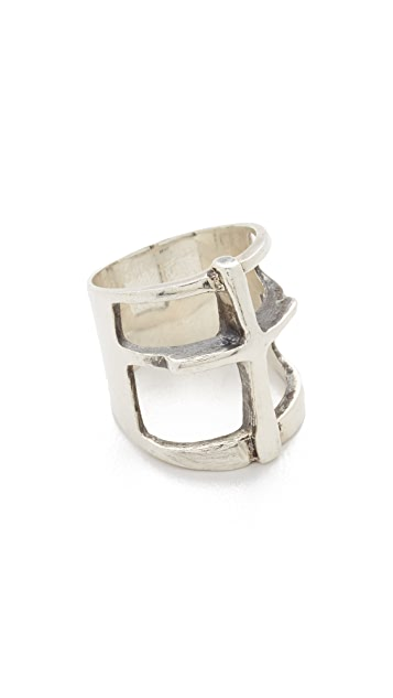 Pamela Love Cross Ring