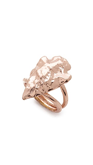 Pamela Love Mini Arrowhead Ring