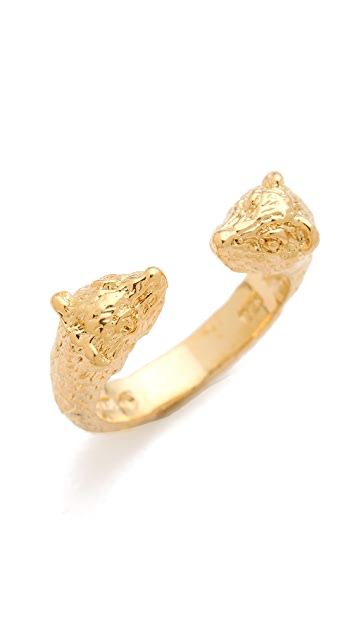 Pamela Love Small Bear Ring