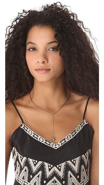 Pamela Love Spider Necklace