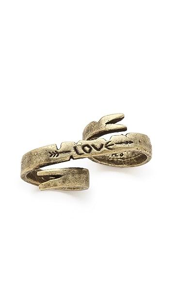 Pamela Love Venus Banner Ring