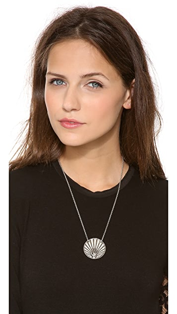 Pamela Love Divina Pendant Necklace