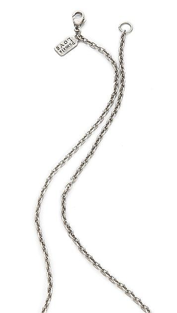 Pamela Love Aeternum Pendant Necklace