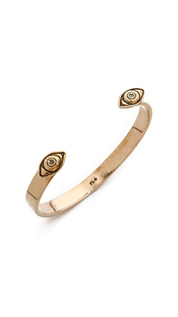 Pamela Love Oculus Cuff Bracelet
