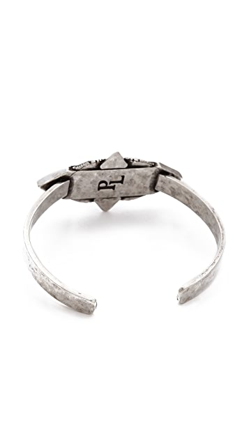 Pamela Love Shield Cuff Bracelet
