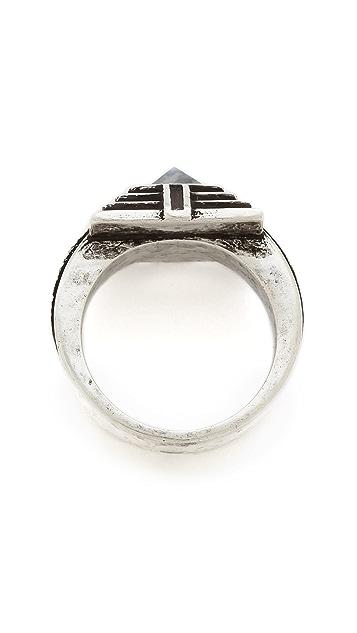Pamela Love Step Ring