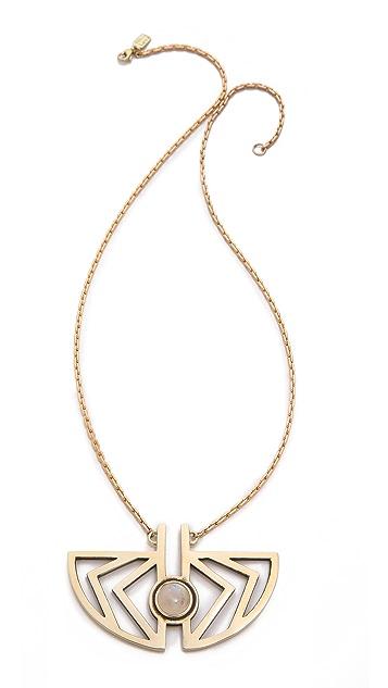 Pamela Love Pathway Pendant Necklace