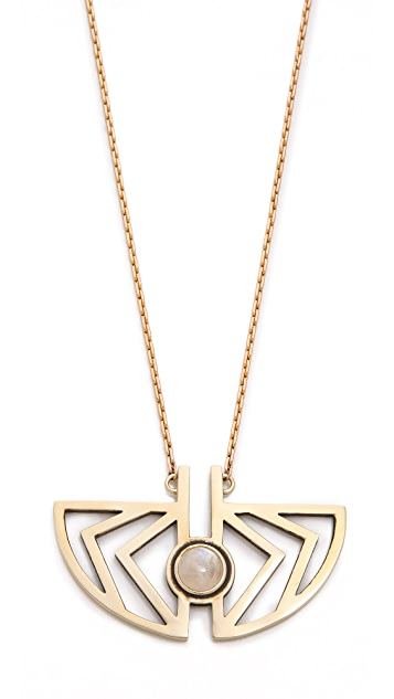 Pamela Love Pathway Pendant Necklace