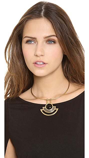 Pamela Love Sunset Choker Necklace