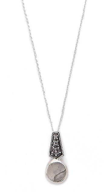 Pamela Love Aura Pendant Necklace