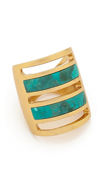 Pamela Love Inlay Path Ring
