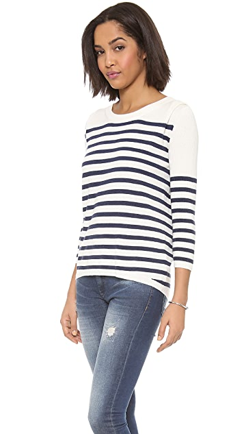 Pam & Gela Striped Pullover