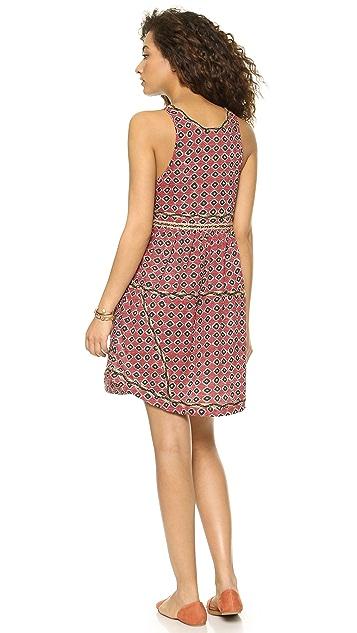 Pam & Gela Tiered Dress