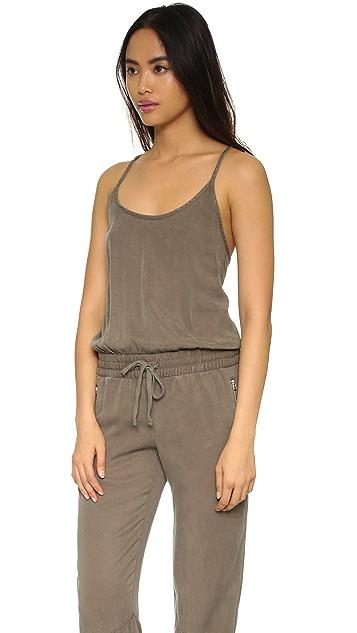 Pam & Gela Strappy Jumpsuit