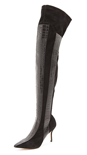 Paul Andrew Satorius Boots