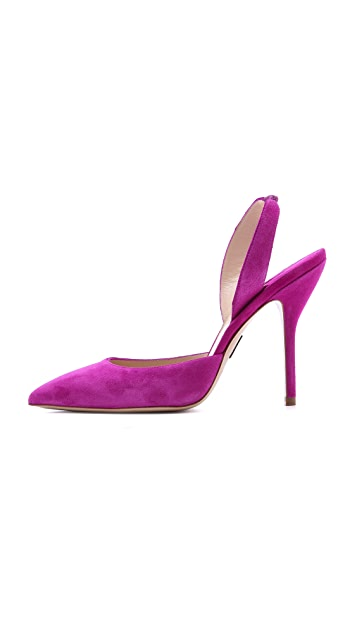 Paul Andrew Passion Slingback Pumps
