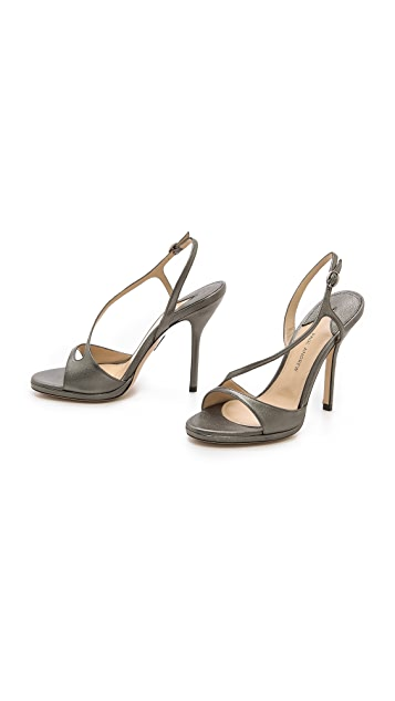 Paul Andrew Aria Heeled Sandals