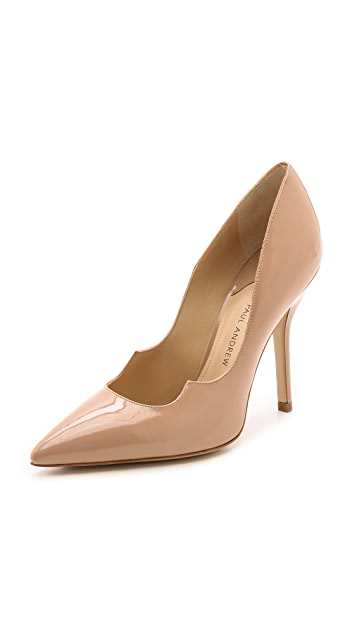 Paul Andrew Zenadia Pumps
