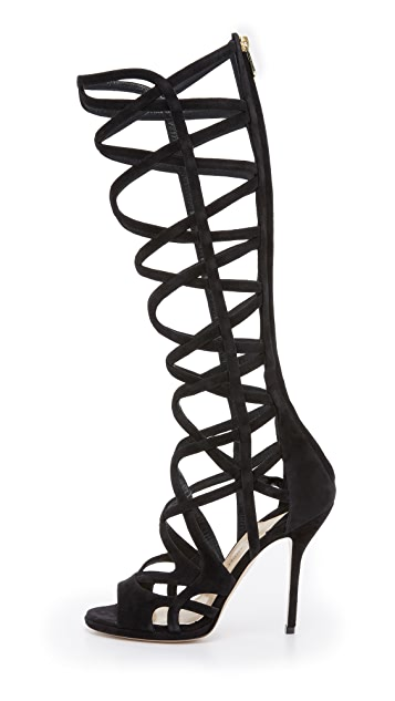 Paul Andrew Mia Cutout Sandals