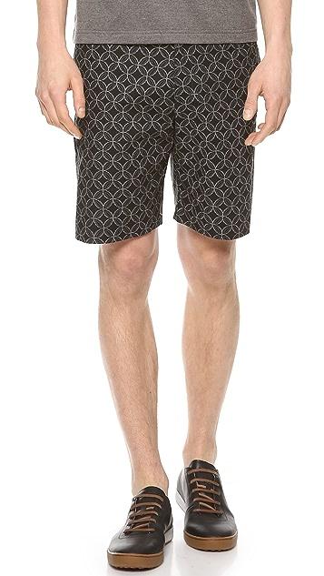 Parke & Ronen Ios Madrid Shorts