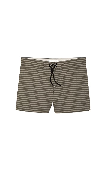 Parke & Ronen Stavros Swim Trunks
