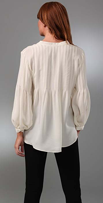 Parker Loose Long Sleeve Top