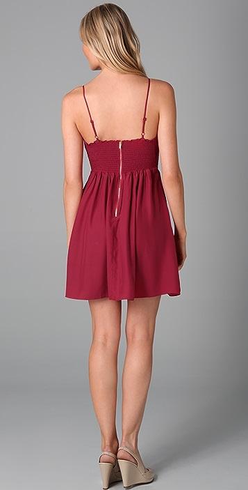 Parker Babydoll Dress